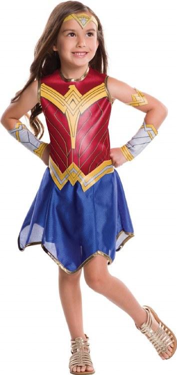 Wonder Woman DLX Child Med