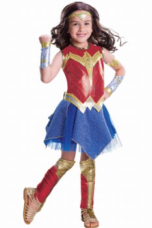 Wonder Woman Ch Dlx M