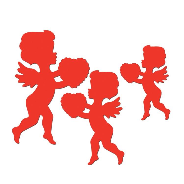Cutouts Cupid