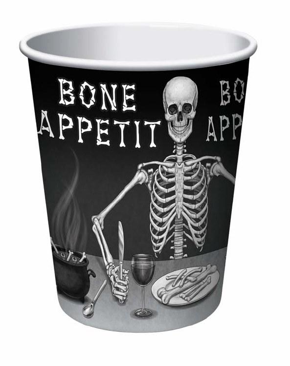 Bone Appetit Cups 8ct
