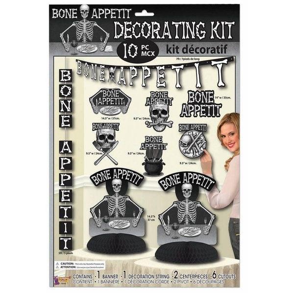 Bone Appetit Decor Kit