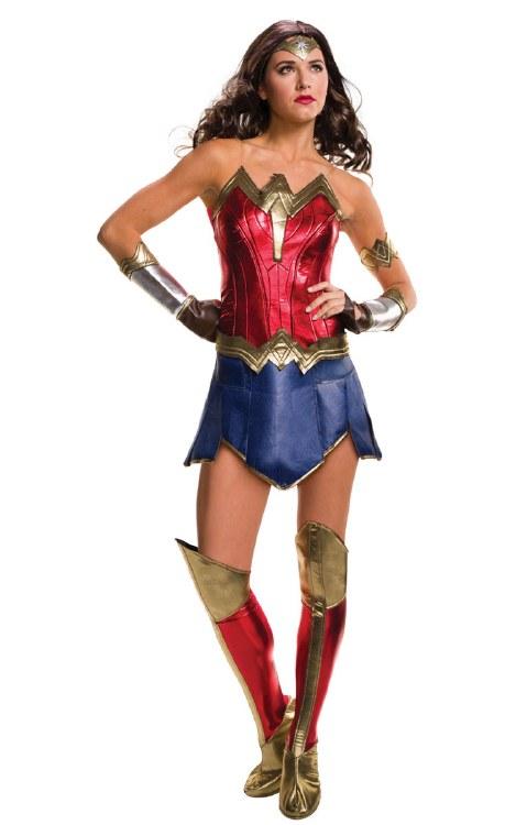 Wonder Woman Dlx Med