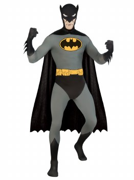 Batman 2nd Skin Suit Med