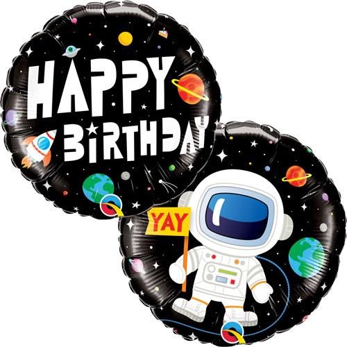 MYL 18'' Birthday Astronaut