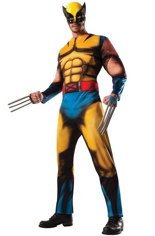 Wolverine Dlx Adult Std