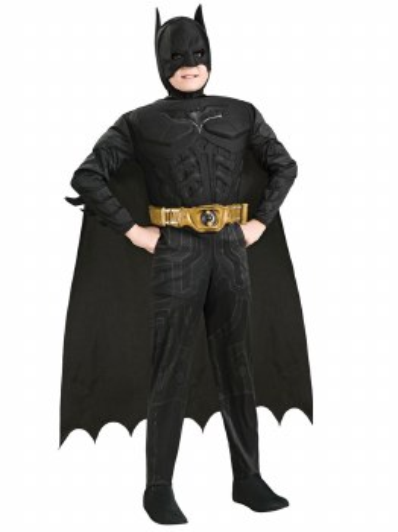 Batman Child DLX Child Sm