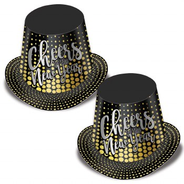 Cheers New Year Hi-Hat