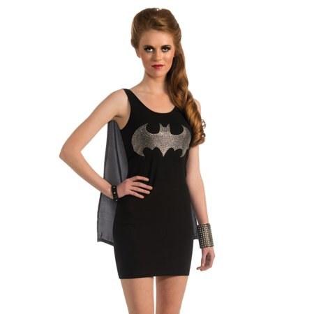 Batgirl Tank Dress Lg