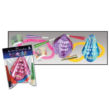 New Years Party Pack For 4