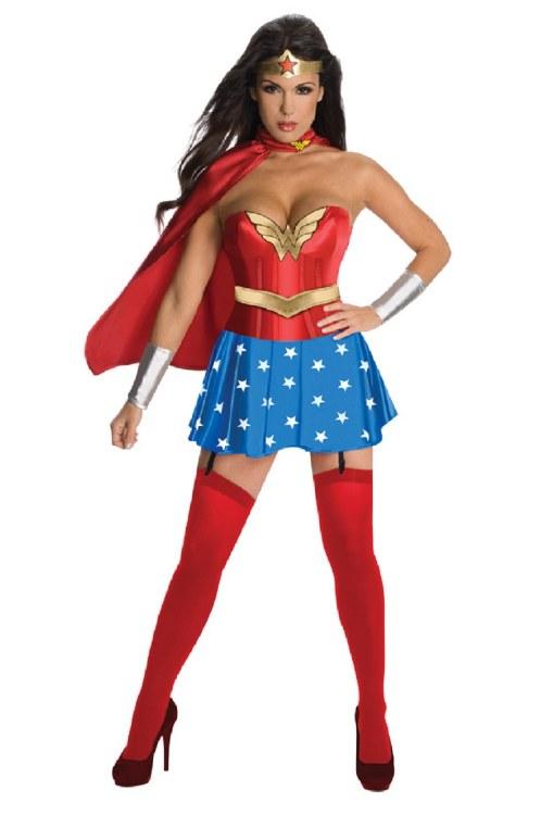 Wonder Woman Adult Med