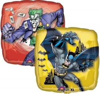 Batman & The Joker ~ 17in Double Sided