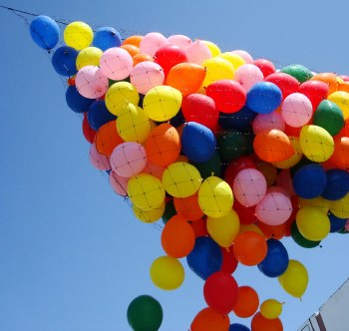 Balloon Net 15 x 4.5 500ct