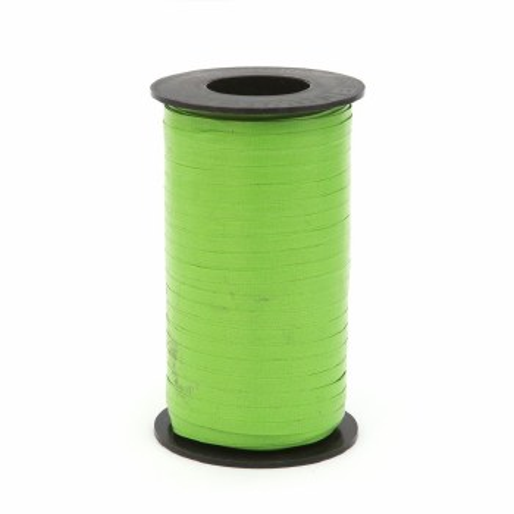 Curling Ribbon Lime 500yds