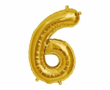 """JuniorLoon """"6"""" Gold 14 Inch"""