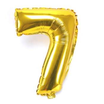 """JuniorLoon """"7"""" Gold 14 Inch"""
