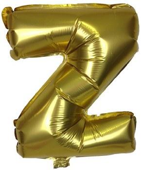 """JuniorLoon """"Z"""" Gold 14 Inch"""