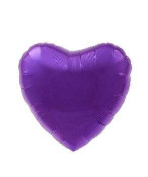 "Mylr 18"" Purple Heart"
