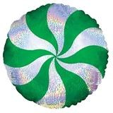 """18"""" Candy Dazzle ~ Green"""