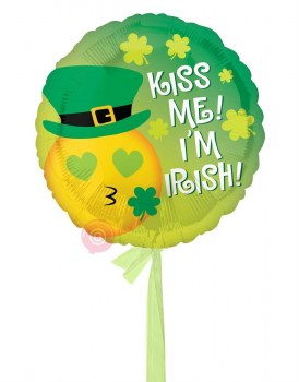 "Mylr 18"" KissMeImIrish"