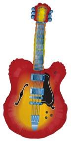 Mylar Guitar