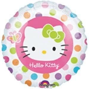 """Mylar Hello Kitty 18"""""""
