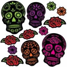 Sugar Skull Cutouts