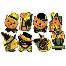 Cutouts Vintage Halloween