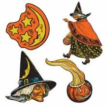 Cutouts Halloween Vintage