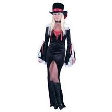 Dracula Dress Adlt L