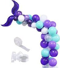 Balloon Garland Kit Mermaid