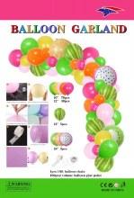 Balloon Garland Kit Fruit
