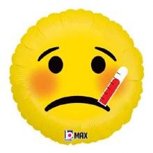 """Mylr 18"""" Sick Emoji"""