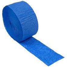 "Streamer 81"" Cobalt Blue"