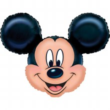 """30"""" Mickey Mouse Head"""