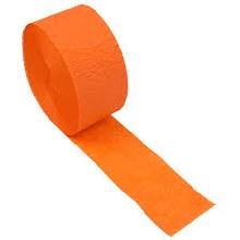 "Streamer 81"" Sunkissed Orange"