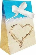 Beach Love Favor Bag