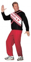 Spartan Cheerleader Male Adult