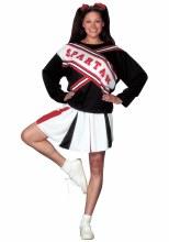 Spartan Cheerleader Female Adt