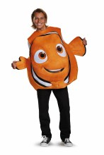 Nemo Fish Adult One Size