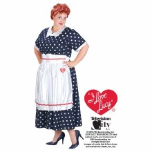 I Love Lucy Adult Plus