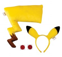 Pikachu Headband & Tail Kit