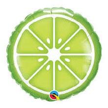 Mylr 18in Lime Slice