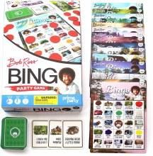 Bob Ross Bingo Game
