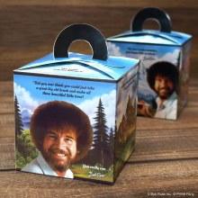 Bob Ross Favor Boxes 8ct