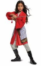 Mulan Hero Dress Child 3T4T