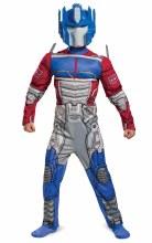 Optimus Prime Muscle Suit Child Large