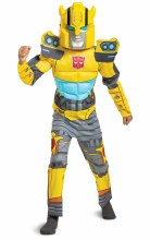 Bumblebee Muscle Suit Child Small