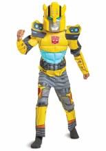 Bumblebee Muscle Suit Child Medium