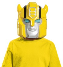Mask Bumblebee Half Child Size