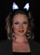 Cat Ears Light Up Headband